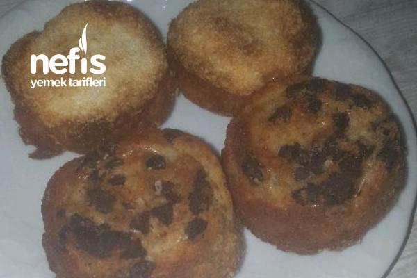 Margarinli Çikolatalı Hindistan Cevizli Nefis Kek Tarifi