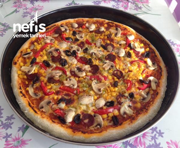 Pizza (Karışık)