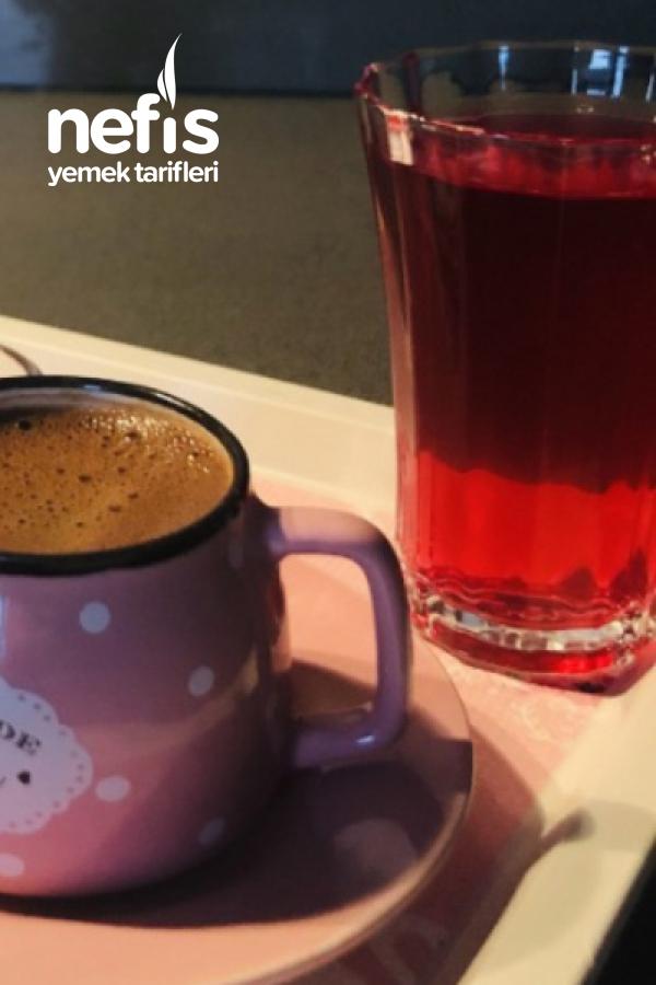 Reyhan Şerbeti (Hafif, Serinletici)