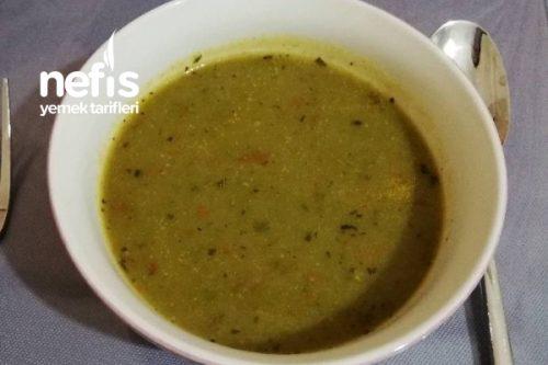 Şifalı Sebze Çorbası Tarifi