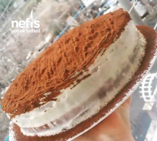Tiramisu Ev Yapımı-hazır Kek Kalibı İle ,tam Ölçü ,çok Pratik- ♡