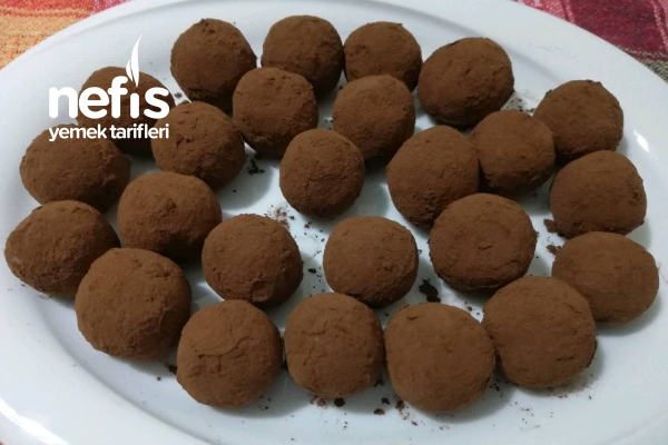 Tiramisu Topları Tarifi