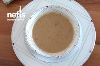 Közlenmiş Patlıcan Çorbası ( Tavuk Dünyasındaki Patlıcan Çorbası Tarifi )