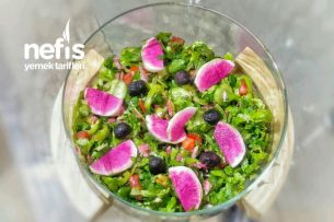 Salata (Yağsız) Tarifi