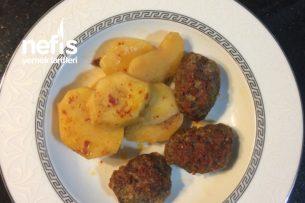 Tencerede Köfte Patates Tarifi