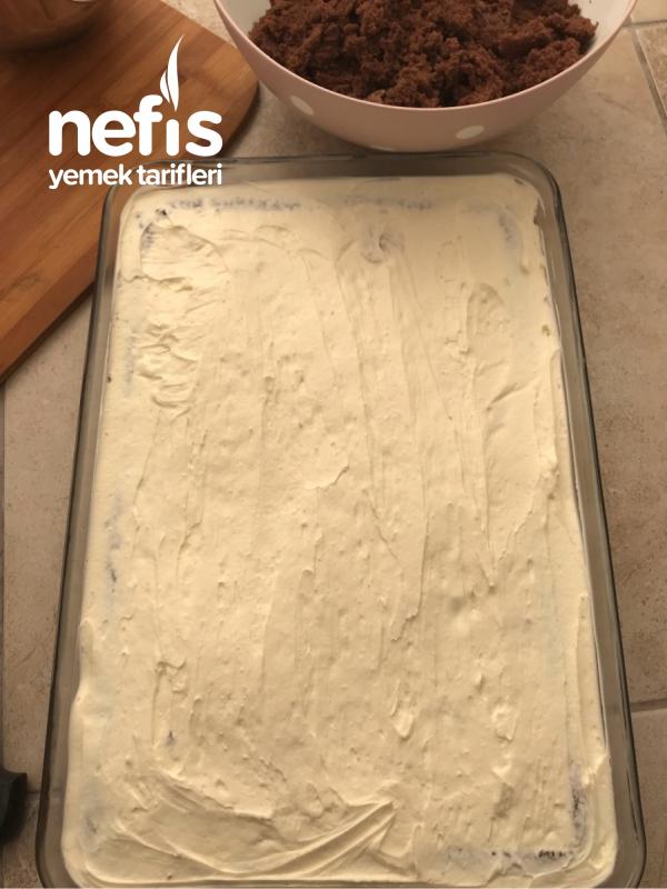 Borcamda Köstebek Pasta