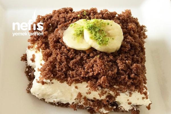 Borcamda Köstebek Pasta Tarifi