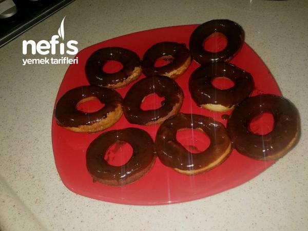 Donut(tatlı Atıştırmak) Enfes