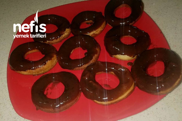 Donut (Tatlı Atıştırmalık) Enfes Tarifi