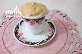 Evde Bol Köpüklü Cappuccino (Videolu) Tarifi