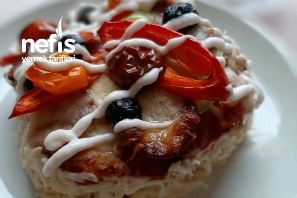 Kahvaltılık Pasta Tarifi