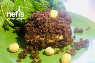 Köstebek Pasta (Borcamda 24 Dilim) Tarifi