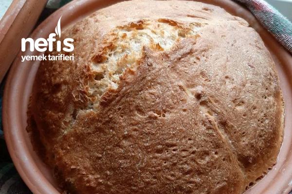 Köy Ekmeği (Güveçte) Tarifi