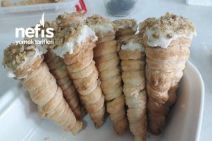 Milföy Dondurma Tarifi
