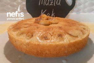 Muzlu Glazürlü Kek Tarifi