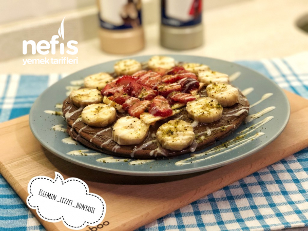 Waffle Tarifi (Yumuşacık)