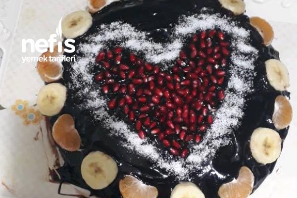 Aşk Temalı Pastam Tarifi