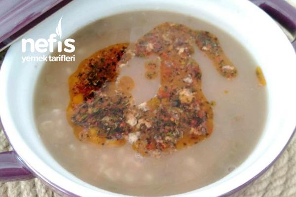 Çatal Çorba (Çorum Yöresi) Tarifi