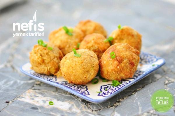 Çıtır Çıtır Lezzet Patates Kroket Tarifi