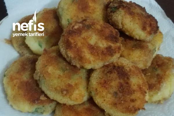 Efsane Lezzet Patates Köftesi Tarifi
