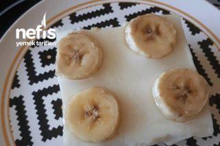 Jöleli Muzlu Pasta (Tadına Doyulmaz) Tarifi