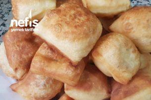 Kahvaltılık Hamur Kızartması (Karbonatlı) Tarifi