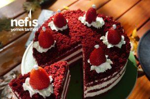 Kırmızı Kadife Pasta Tarifi