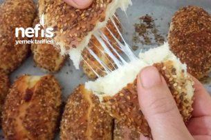 Pastane Usulü Simit Poğaça (Videolu) Tarifi