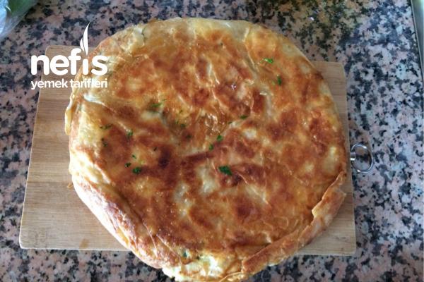 Su Böreği Lezzetinde Tava Böreği (15 dakikada hazır) Tarifi