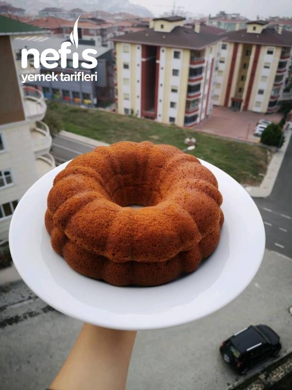 Tahinli Muzlu Fındıklı Kek
