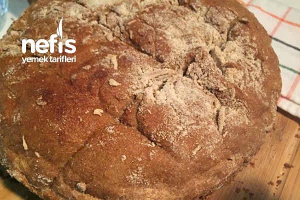 Ekşi Mayalı Garıklı/ Kavılca Ekmeği Tarifi
