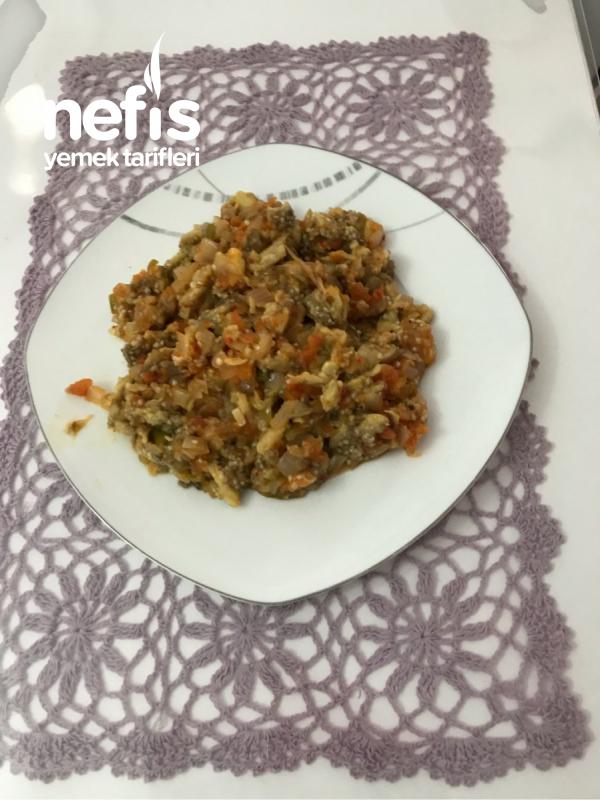 Köz Patlıcan Tava (Fit)
