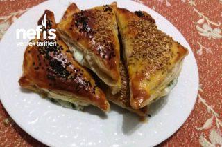 Leziz Mi Leziz Çıtır Çıtır Milföy Börek Tarifi