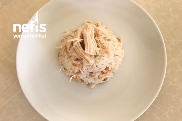Nohutlu Tavuklu Pirinç Pilavı Tarifi