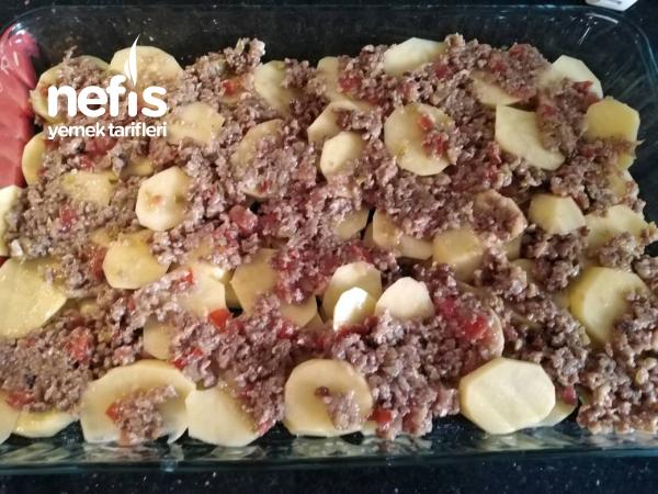 Patates Oturtma (Çok Pratik)