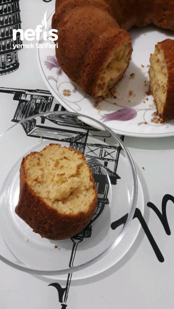 Tam Kıvamında Kek