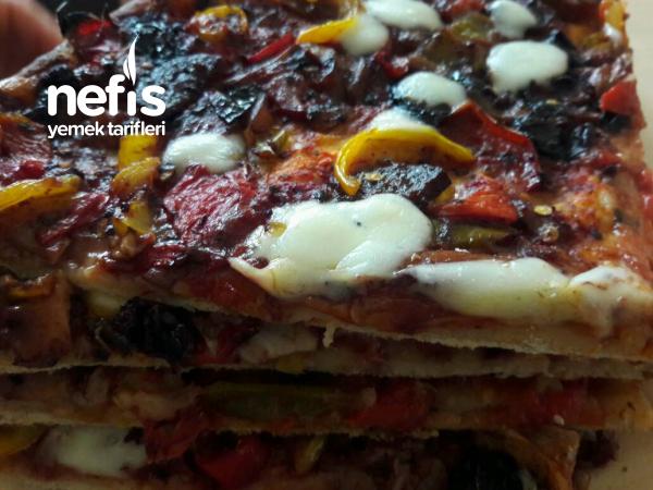 Lezzeti Mükemmel Pizza
