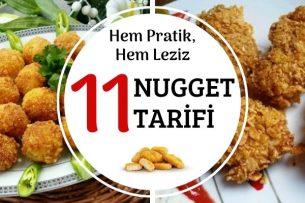 11 Çıtır Nugget Tarifi: Hazırını Aratmaz!