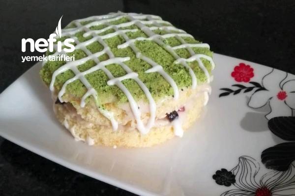 Porsiyon Pastalarım (Çok Pratik Ve Lezzetli) Tarifi