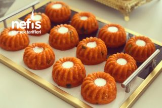 Bulgurlu Patates Mezesi Tarifi