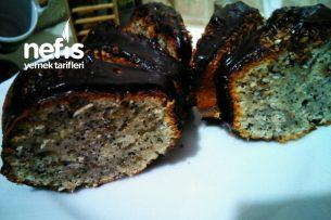 Haşhaşlı Çikolata Soslu Kek Tarifi