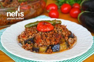 Patlıcan Musakkanın Yanına Yakışacak 10 Videolu Tarif Tarifi