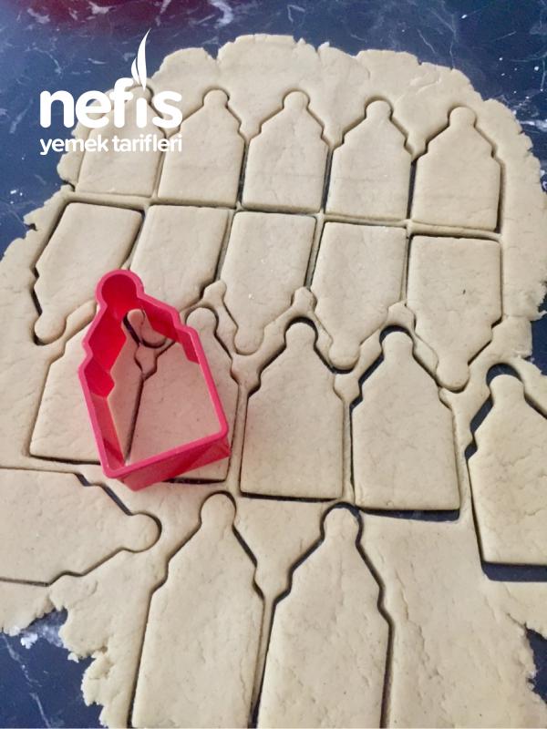 Baby Cookies (Bebek kurabiyeleri)