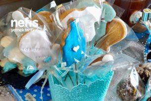 Baby Cookies (Bebek Kurabiyeleri) Tarifi