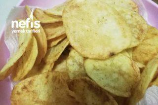 Ev Yapımı Çıtır Çıtır Patates Cipsi Tarifi