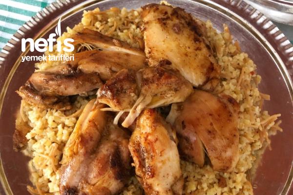 Tencerede Tavuk Tandır