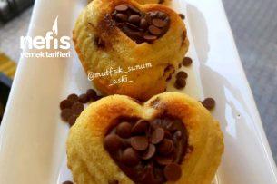 Damla Çikolatalı Muffinler Tarifi