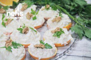 Portakal Yatağında Kereviz Salatası Tarifi