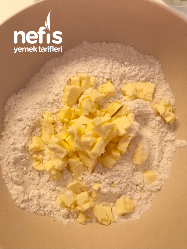 Scone/ingiliz Çöreği