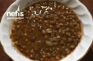 Yeşil Mercimek Çorbası (Uşak Yöresine Ait Alacatene) Tarifi